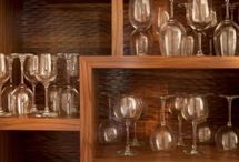 Food - Glass Arrangements