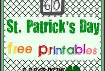 St. Patrick's Day / by Tisha K.