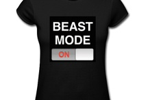 Funny/Motivational Fitness T-shirts