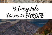 Europe Travel Inspiration