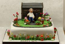 Cakes for Graeme