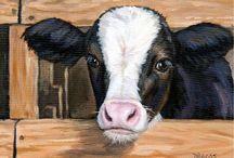 Koeien Kunst