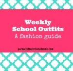 Weekly Outfit Guide