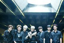 MONSTA X / Mon Bebe - Kihyun, I.M, Minhyuk, Wonho, Hyungwon, Shownu and Jooheon
