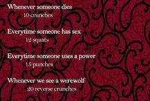 The Vampire Diaries / True Blood, Dracula, The Originals, Vampire Diaries