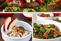 Food mostly healthy