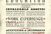 Graphic design (resumes,cv,logos,branding etc)