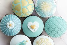 Pretty cupcakes, big cakes & cookies :-) / Cakes, biscuits, cookies...