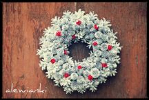 Stuff to Buy / Nice, white wreath :)