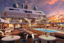 Seabourn Cruise Line / Awesome photos and information about Seabourn Luxury Cruises