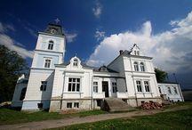 Bajerze - Pałac