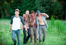 The Walking Dead / by Lori Tatum