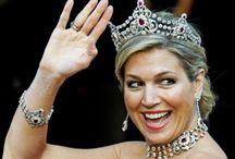 Kongelig Diadem / masse flotte smykker som brukes av de kongelige rundt i verden