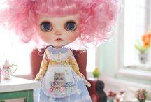 куклы шебби