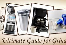 The Ultimate Guide for Grinding Coffee Beans / The title says it all, this is the only guide you'll ever need if you want to make the perfect coffee. Written by an experienced barista!