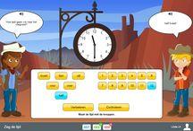 Ambrasoft Rekenen & Taal / Productafbeeldingen uit online oefensoftware Ambrasoft Rekenen & Taal School en Ambrasoft Rekenen & Taal Thuis.