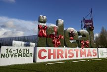 Ideal Home Show Christmas 2014 / Manchester & London Shows 2014