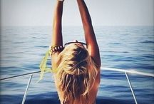 Yoga & healthy lifestyle