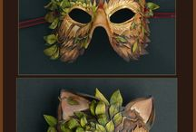 masks and amors that are so cool