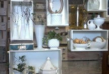 Consignment booth