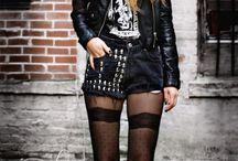 Fashion | G o t h & G r u n g e
