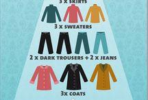 Minimalism garderobă