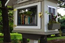 Seminole Heights Neighborhood Little Free Library Inspiration