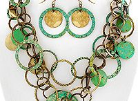 Necklace Sets / Earring and Necklace sets we Offer