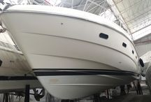 Boat Wrapping / Il Boat wrapping viene utilizzato sia in fase progettuale che di manutenzione e riqualificazione.  Permette di ottenere la massima personalizzazione dell'imbarcazione sia nella parti esterne che interne, incontrando le esigenze di budget e riducendo sensibilmente i tempi di lavorazione.