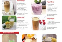 Diet smoothie