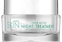 My Nighttime Regiment with Miracle Skin Transformer / #MiracleNightCream