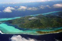 Huahine, Tahiti y sus Islas, Polinesia Francesa