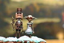 Steampunk Weddings