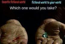 Magical Ability: Chose One!