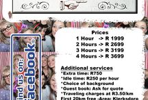Photo Booth / This is an awsume traveling photo booth is klerksdorp!!!