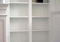 Built In's and shelf ideas
