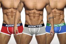 Addicted ondergoed / Ondergoed voor mannen van topkwaliteit