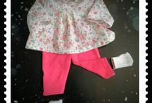 vêtements poupée