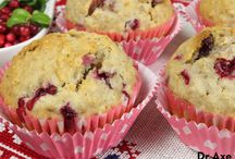 Gluten Free Muffins / Free to be eating muffins without blowing up like a whale.