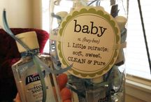 Baby Shower & Gender Reveal party ideas