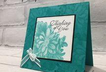 "Cards - ""Heartfelt Blooms"""