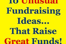 Fundraising ideas / by Jo Cook