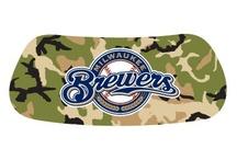 Milwaukee Brewers / by EyeBlack.com