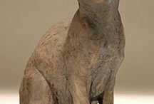 keramika zvířátka