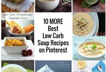 low(er) carb / by Molly C