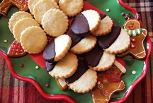 Christmas Cookies and Crafts / by Taffy Sonnenfeld