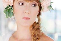 Floral Crowns + Head Pieces