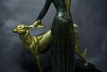 Скульптура Модерн