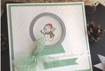 Constanzes-Stempelwelt Christmas Cards