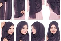 Hijab (tutorial)
